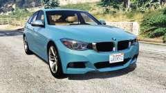 BMW 335i GT (F34) [add-on] para GTA 5