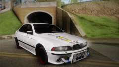 BMW M5 E39 Turbo King