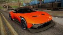 Aston Martin Vulcan para GTA San Andreas