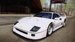 Ferrari F40 (EU-Spec) 1989 HQLM