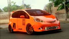 Honda Fit 2009 Rocket Bunny para GTA San Andreas