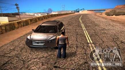 ENB Series by TAROOM para GTA San Andreas
