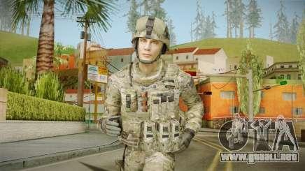 Multicam US Army 2 v2 para GTA San Andreas