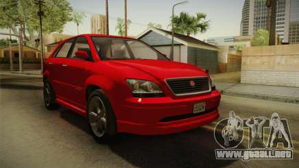GTA 5 Emperor Habanero para GTA San Andreas