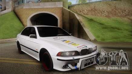BMW M5 E39 Turbo King para GTA San Andreas