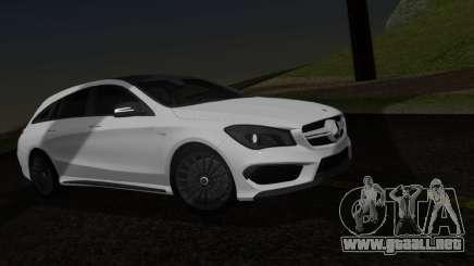 Mercedes-Benz CLA 45 AMG para GTA San Andreas