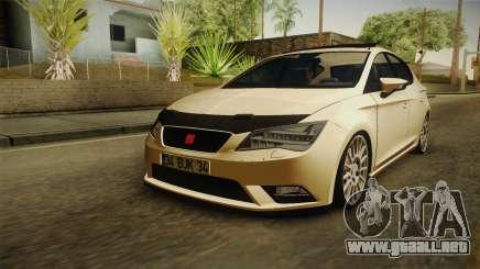 Seat Leon FR para GTA San Andreas