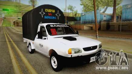 Dacia 1300 Drop Side para GTA San Andreas