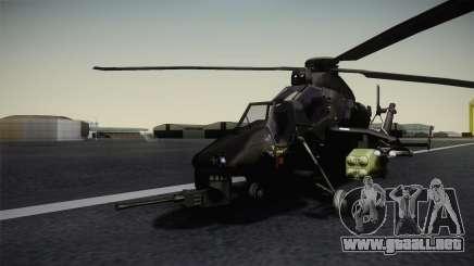Eurocopter Tiger para GTA San Andreas