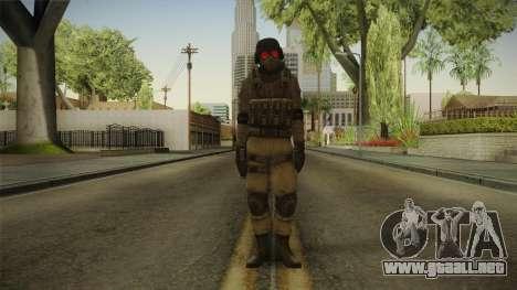 Resident Evil ORC - USS v3 para GTA San Andreas segunda pantalla