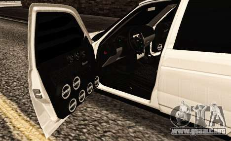 2170 Orden para visión interna GTA San Andreas