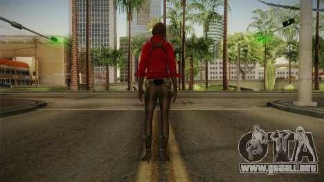 Resident Evil 6 - Ada para GTA San Andreas tercera pantalla