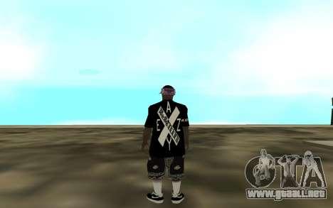 The Ballas 2 para GTA San Andreas tercera pantalla