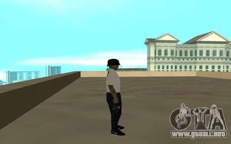 Varios Los Aztecas para GTA San Andreas segunda pantalla