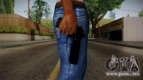 GTA 5 Heavy Pistol para GTA San Andreas