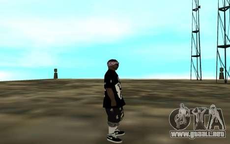 The Ballas 2 para GTA San Andreas segunda pantalla