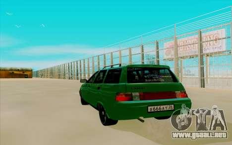VAZ 2111 para GTA San Andreas left