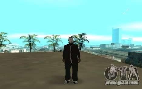 Grove Street Families para GTA San Andreas