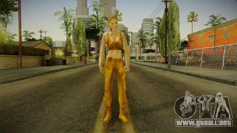 Vikki of Army Men: Serges Heroes 2 DC v1 para GTA San Andreas