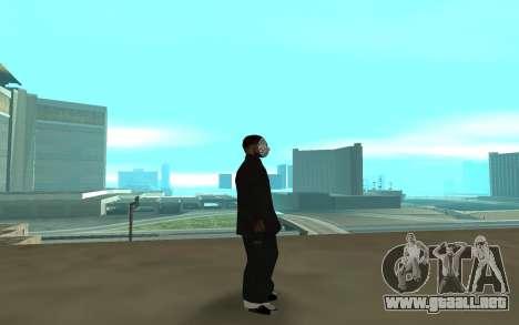 Grove Street Families para GTA San Andreas segunda pantalla