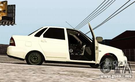 2170 Orden para la visión correcta GTA San Andreas