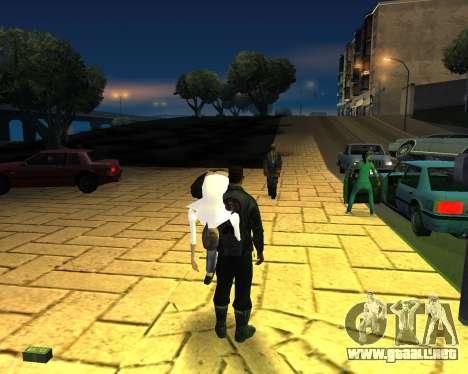 Para llevar el cadáver de 2016 para GTA San Andreas octavo de pantalla