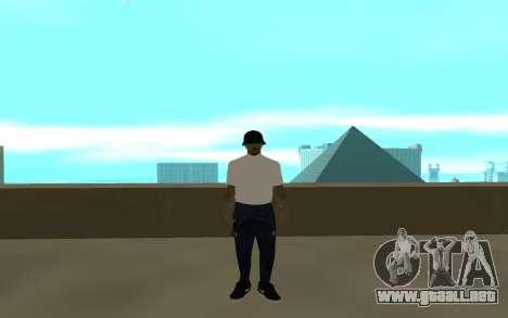 Varios Los Aztecas para GTA San Andreas