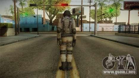 Resident Evil ORC - USS v3 para GTA San Andreas tercera pantalla