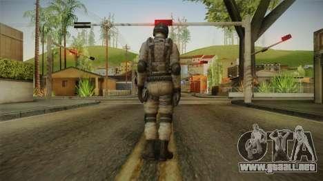 Resident Evil ORC - USS v2 para GTA San Andreas tercera pantalla