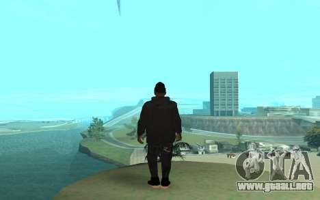 Winter Gangster para GTA San Andreas tercera pantalla