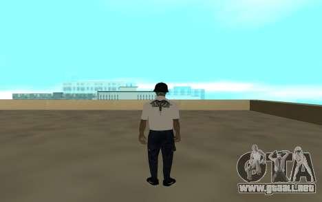 Varios Los Aztecas para GTA San Andreas tercera pantalla