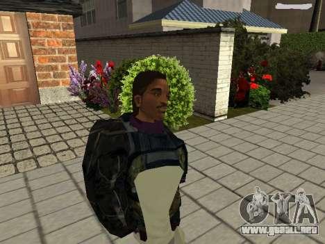 Lance Vance (Blackie) para GTA San Andreas
