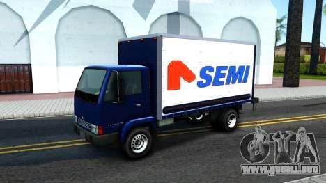 GTA IV Maibatsu Mule with GTA SA Ads para la visión correcta GTA San Andreas