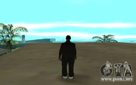Grove Street Families para GTA San Andreas tercera pantalla