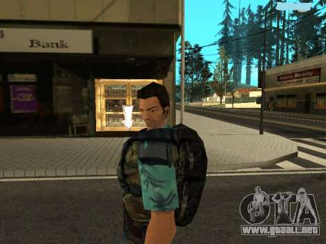 Tommy Vercetti Stalker para GTA San Andreas tercera pantalla