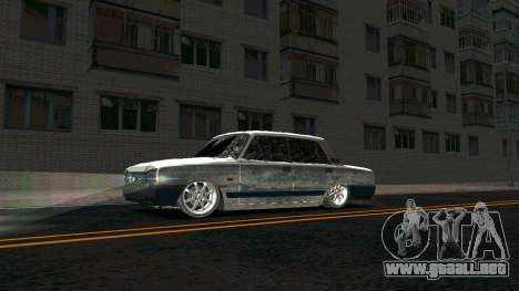 2107 Clásico de la 2 edición de Invierno para GTA San Andreas left