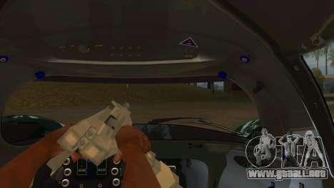 Praga R1 para visión interna GTA San Andreas