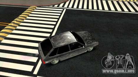 2109 versión de Invierno para la visión correcta GTA San Andreas