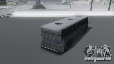 Coach Winter IVF para GTA San Andreas left