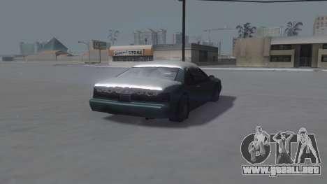 Fortune Winter IVF para la visión correcta GTA San Andreas