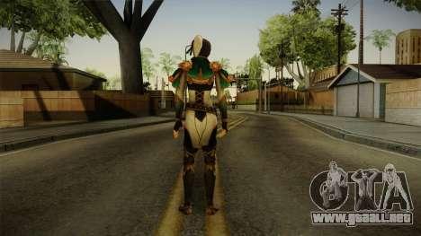 Dynasty Warriors 8 - Xing Cai para GTA San Andreas tercera pantalla