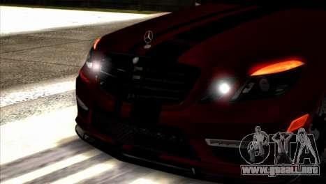 Mercedes-Benz E63 (W212) AMG 2010 para la visión correcta GTA San Andreas