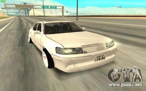Toyota Celsior UCF10 para GTA San Andreas