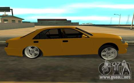 Crown S170 para GTA San Andreas left
