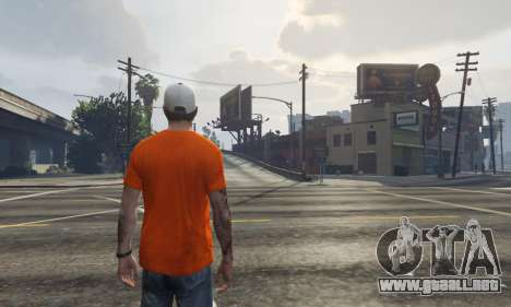 GTA 5 Tapa de Charlotte Hornets por Trevor tercera captura de pantalla