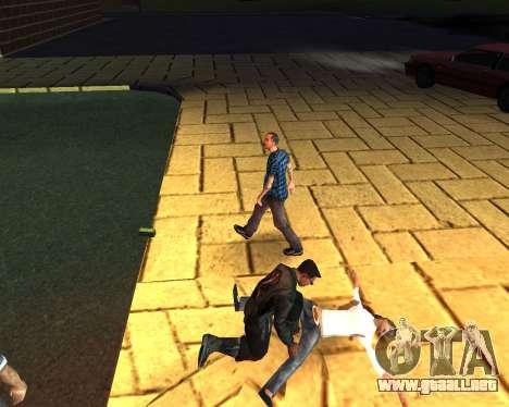 Para llevar el cadáver de 2016 para GTA San Andreas sexta pantalla