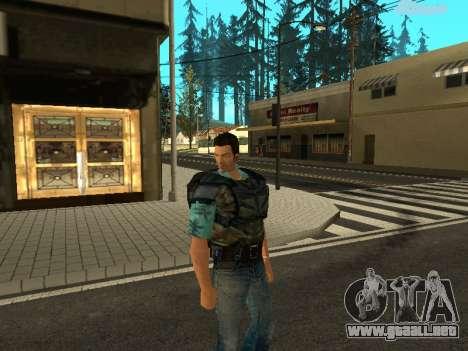 Tommy Vercetti Stalker para GTA San Andreas segunda pantalla