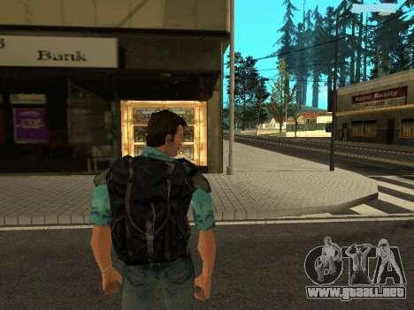 Tommy Vercetti Stalker para GTA San Andreas sucesivamente de pantalla