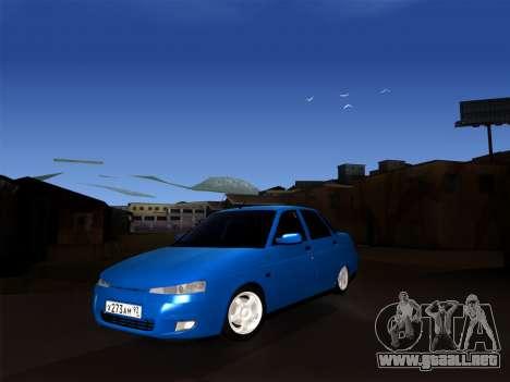 VAZ 2110 BPAN para GTA San Andreas