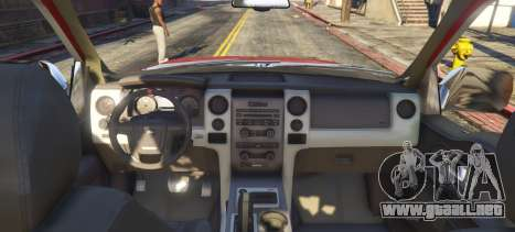 Ford F350 PowerStroke para GTA 5